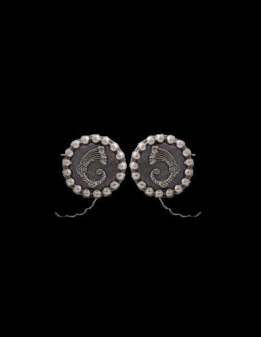 Orecchini Drago Patch